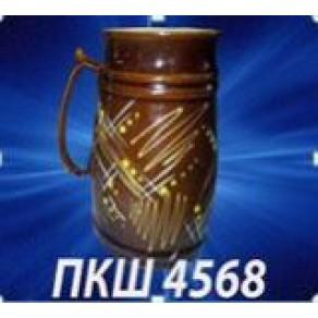 "Бокал для пива ""Абстракция"", арт. ПКШ-4568, 1л"