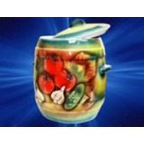Бочка для соления, художка, арт. ЛН-1105, 10 л