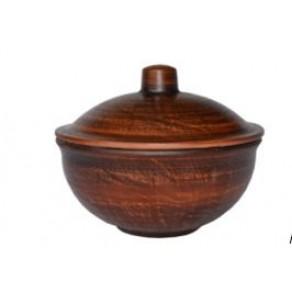 """Горшок для жульена """"Грибы"""", арт. 93622/8, 0,32 л, 10*10 см"""