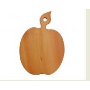 Доска деревянная (бук), 32*22,5*1,5 см, арт. ИШД-19781