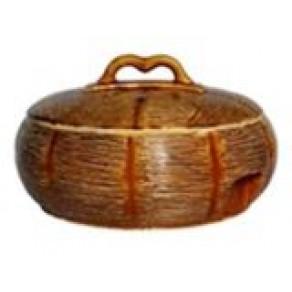 "Жаровня ""Соломка"", арт. МАС-11260, 2,5 л, 15*23 см"