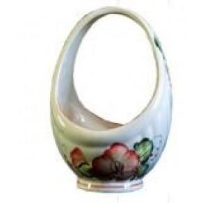 """Конфетница """"Корзин"""" бел., арт. ГКК-12255, 19 см"""