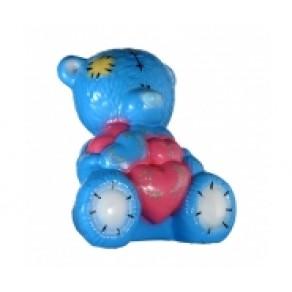 """Копилка """"Мишка Тедди"""", глянец, арт. КИК-2199, 17*14 см"""