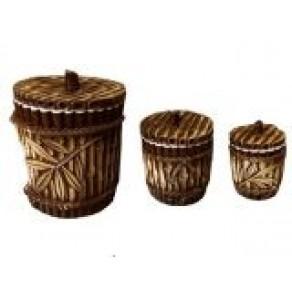 Набор для специй бамбук, арт. шнн-16985