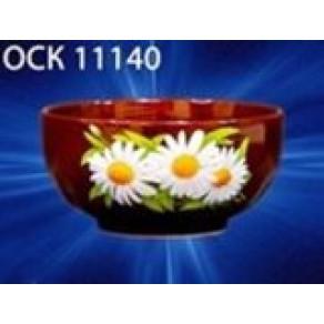 """Салатник """"Цветы"""", арт. ОСК-11140 7/13, 0.5 л"""