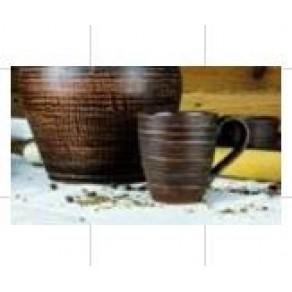 "Чашка-прикол ""Корова"", арт. 629, 0,35 л, 11*11 см"