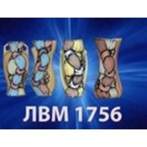 """Ваза """"3Д"""" малая (ЛВМ-1756), 27 см"""