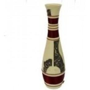 "Ваза ""Афинка"", шамот (ДС-9772), 45 см"