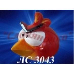 """Копилка """"Angry birds-мини"""", арт. ЛC-3043, 17*14 см"""