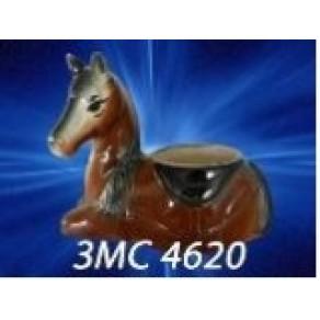 "Вазон садовый ""Лошадь"", арт. ЗМС-4620, 23*30 см"