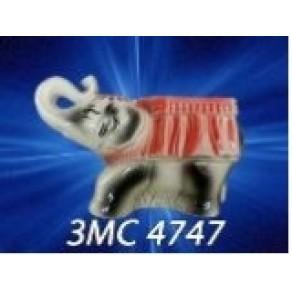 "Вазон садовый ""Слон"", арт. ЗМС-4747, 17*27 см"