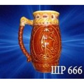 "Бокал ""Парус"", арт.ЮВ-654, 18*10 см, 0,5 л"