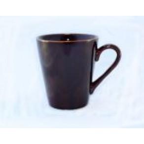 """Чашка """"Осень"""", коричневая, арт. ЕВ-12248, 0,5 л"""