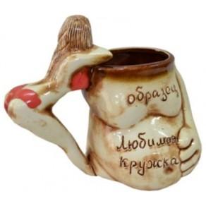 "Чашка ""Папик"", арт. вкм-15480 0,5 л"