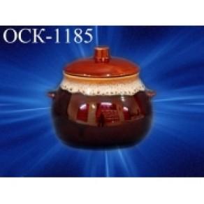 """Горшок для жульена """"Пена"""", 1 шт., арт. (ОСК-1185), 0,6 л"""