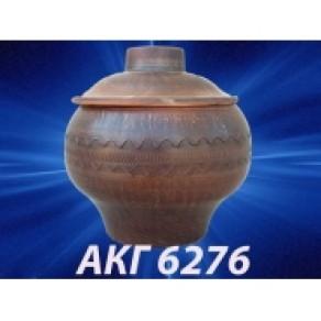 Горшок, арт. АКГ-6276, 0,5 л