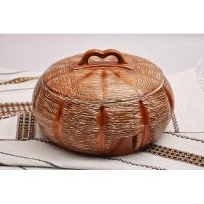 Жаровня соломка, арт. мас-11261, 4 л